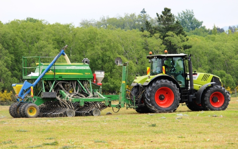 Methven Contracting - Agricultural Drilling